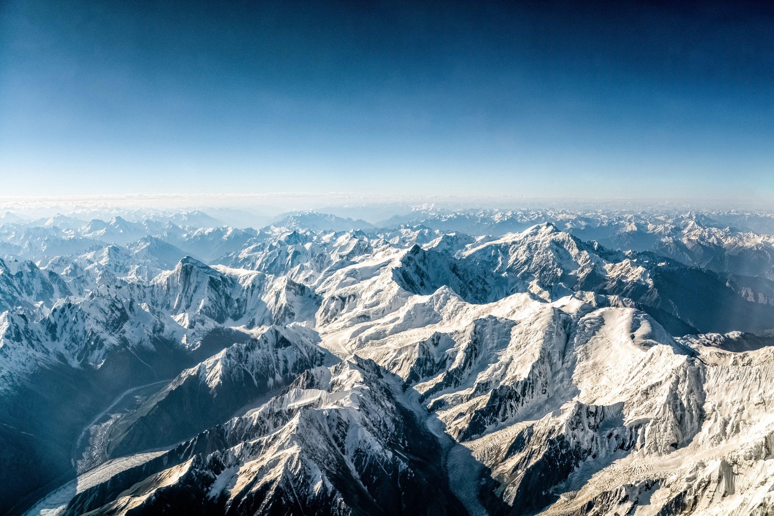 Gravir la montagne la plus haute du monde